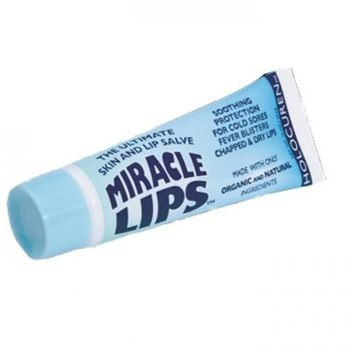 Miracle Lips Skin and Lip Organic Skin Care Salve