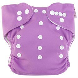 Trend Lab Lilac Cloth Diaper Kid's