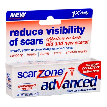 Scar Zone Advanced Skin Care Scar Cream