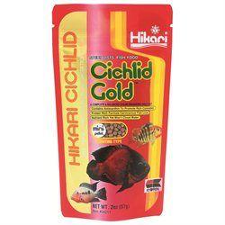 Hikari AHK04211 Cichlid Gold 2Oz - Mini Pellet