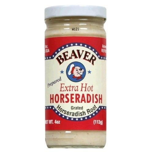 Beaver Brand Hot Cream Horseradish Reviews 2021