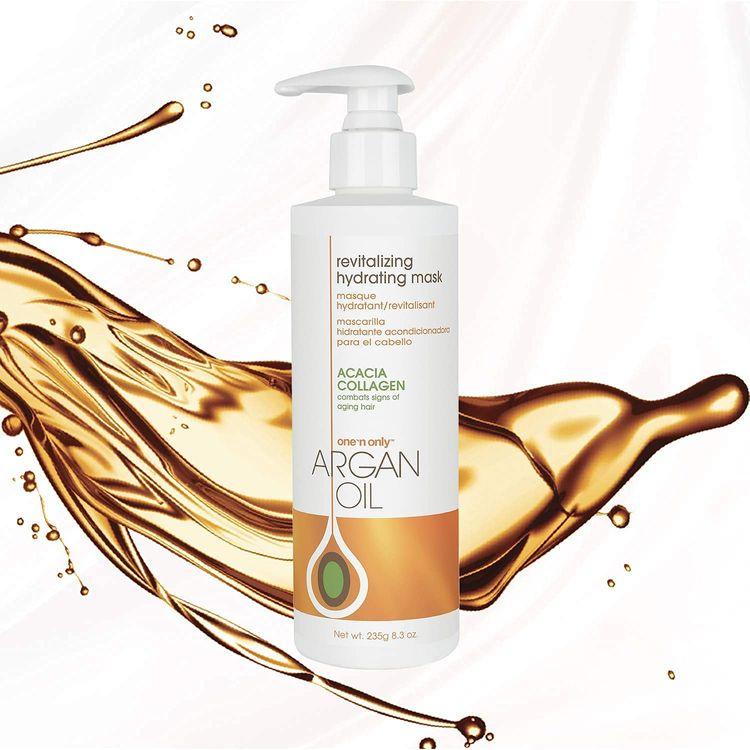 One 'n Only Argan Oil Revitalizing Hydrating Mask 8 Oz