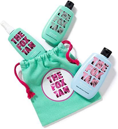 The Fox Tan The Triple Threat - Rapid Mist - Rapid Elixir - Sun Tan Sealer -
