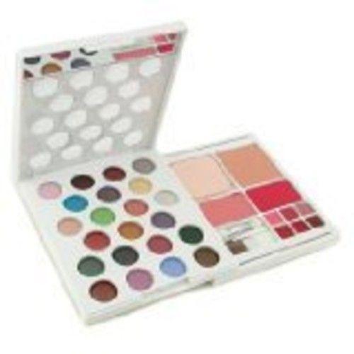 Arezia by Arezia MakeUp Kit MK 0276 ( 22x Eyeshadow, 2x Blusher, 1x Compact Powder, 6x Lipgloss..... ) --57.9g/1.9oz (Package of 4)