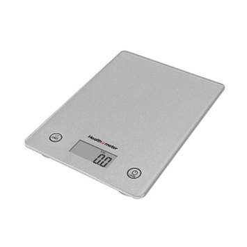 Health O Meter Sleek Glass Kitchen Scale 11 Pound/5000 Gram