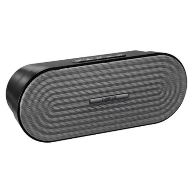 HDMX HMDX Rave Wireless Portable Speaker - Grey (HX-P205GY)