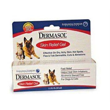 International Veterinary Sciences Dermasol Skin Care Spray