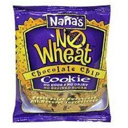 's Cookies Nanas Cookies 32642 Cookie Wheat Free Chocolate Chip Cookie