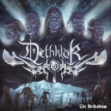 Williams Street Metalocalypse: Dethklok ~ Dethalbum (new)