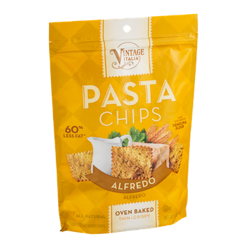 Vintage Italia Pasta Chips Alfredo
