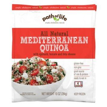Generic Path of Life All Natural Mediterranean Quinoa, 10 oz