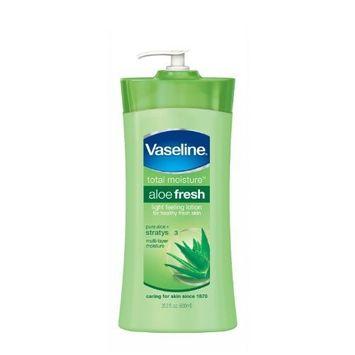 Vaseline Aloe Fresh Hydrating Body Lotion