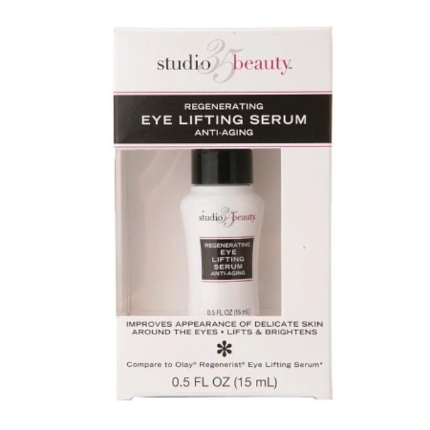 Studio 35 Eye Lifting Serum with Daily Regenerating Cleanser