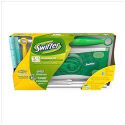 Swiffer Sweeper + Swiffer Duster Starter Kit 3 in 1