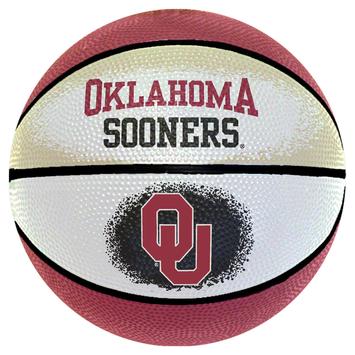 Spalding Oklahoma Sooners Mini Basketball