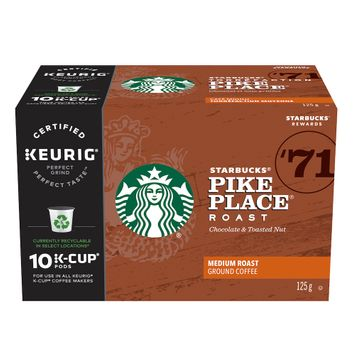 Starbucks Pike Place® - K-Cup®