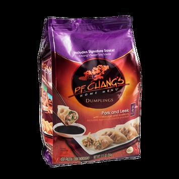 P.F. Chang's Home Menu Meal for Two Dumplings Pork And Leek