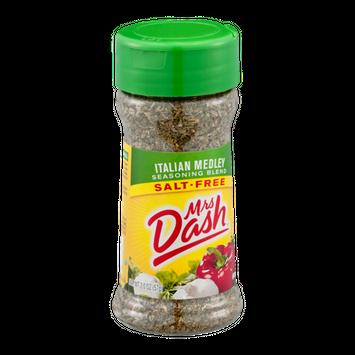 Mrs Dash Italian Medley Seasoning Blend Salt-Free
