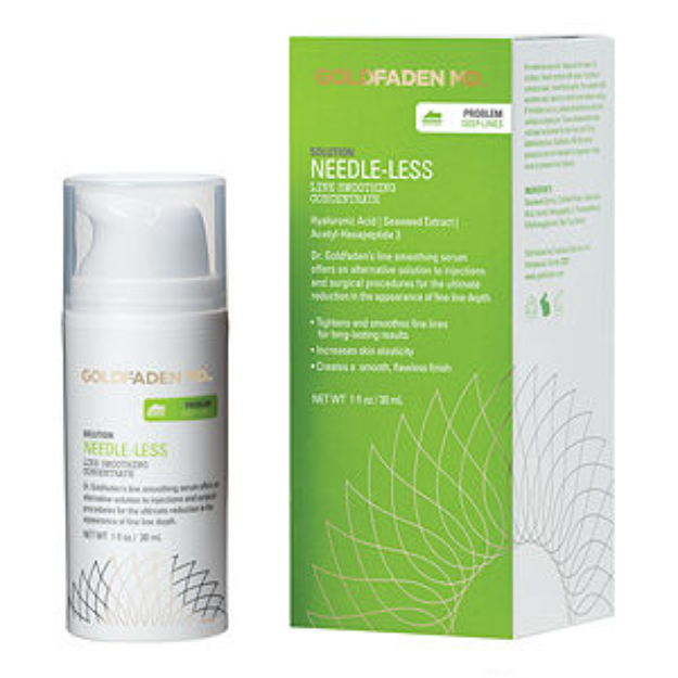 """GOLDFADEN MD Needle-Less """"Line Smoothing Concentrate"""""""