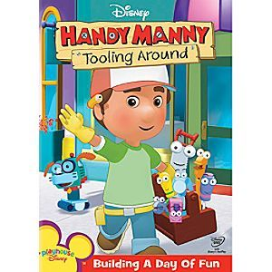 Handy Manny-tooling Around [dvd] (buena Vista Home Video)