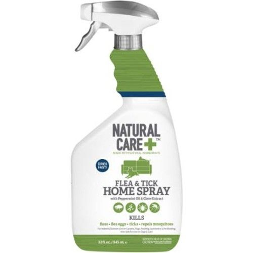 Natural Care 32 oz Flea and Tick Home Spray