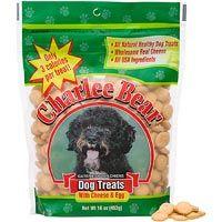 Wixon, Inc. Charlee Bear Dog Treats Cheese & Egg 16 oz
