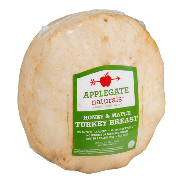 Applegate Naturals Turkey Breast Honey & Maple