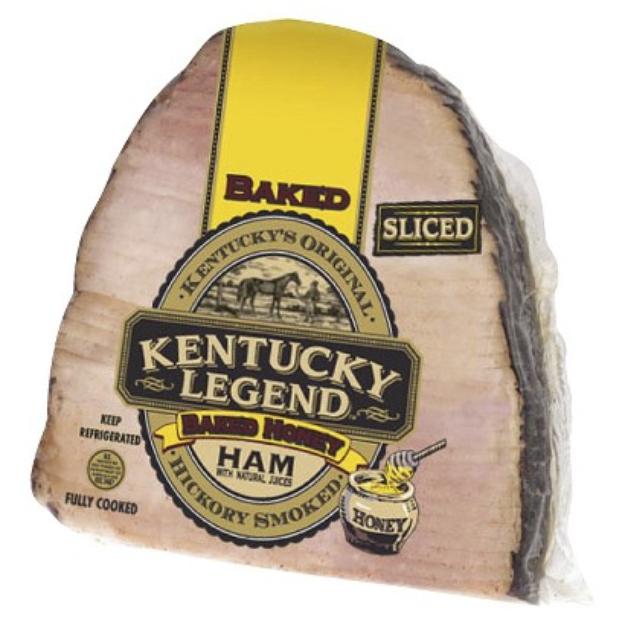KENTUCKY LEGEND Kentucky Legend Sliced Baked Honey Ham
