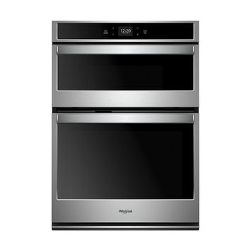 Whirlpool® 6.4 cu. ft. Smart Combination Single Electric Wall Oven with Touchscreen