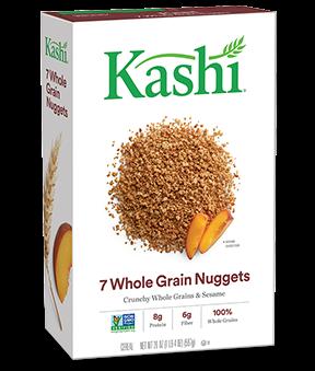 Kashi® 7 Whole Grain Nuggets Cereal