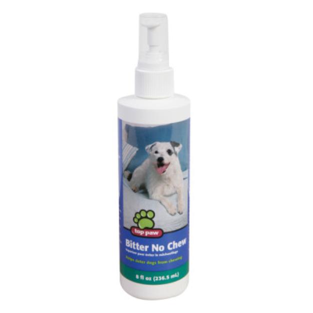 Top Paw Bitter No Chew Spray