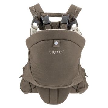 Stokke MyCarrier 3-in-1 Baby Carrier - Brown