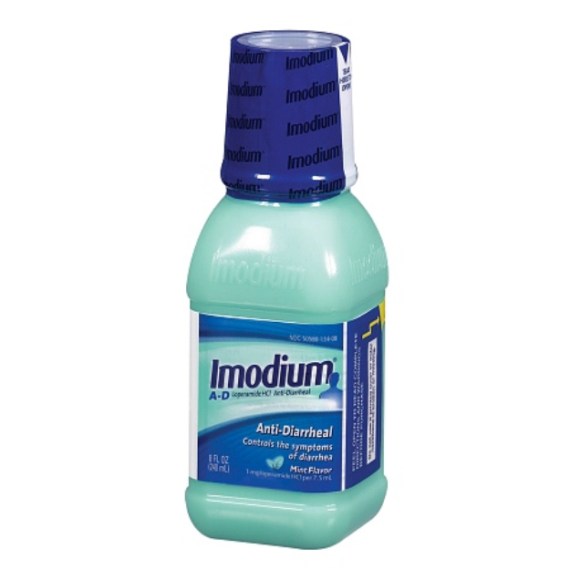 Imodium A-D Anti-Diarrheal