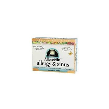 Source Naturals Allercetin Allergy and Sinus -- 48 Tablets