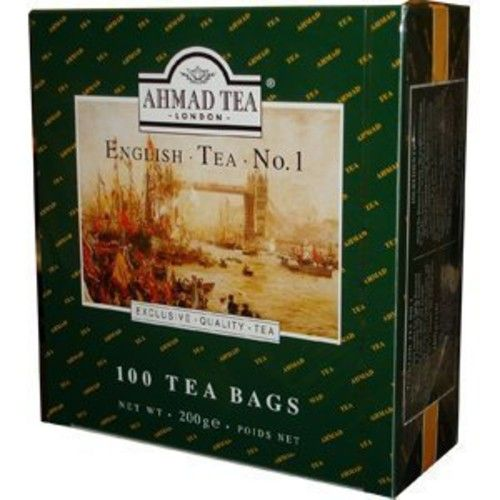 Ahmad Tea Ahmad English Tea #1 100 Tea Bags