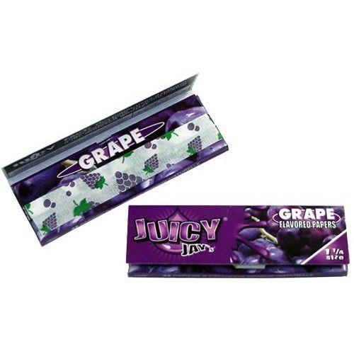 Juicy Jays Juicy Jay's Grape Flavored Rolling Paper #29