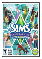 Electronic Arts The Sims 3 Generations Expansion Pack (Win/Mac)