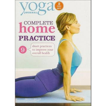 Bayview BV7284 Yoga Journal Complete Home Practice 2 Dvd Set