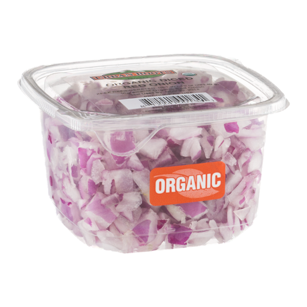 Urban Roots Organic Diced Red Onion