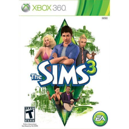 Electronic Arts The Sims 3 (XBOX360)