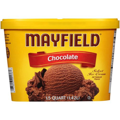 Mayfield Chocolate Select Ice Cream