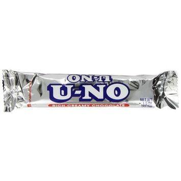 U No U-No Bars, 1.5-Ounce Bars (Pack of 24)