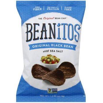 Beanitos Original Black Bean Chips with Sea Salt, 1.5 oz