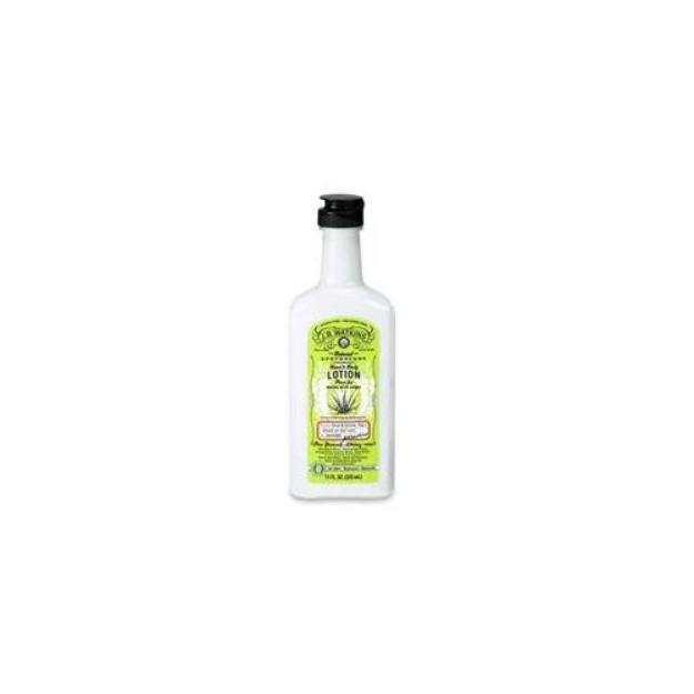J.R. Watkins Natural Apothecary Aloe & Green Tea Hand & Body Lotion