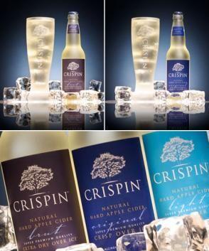 Slide: Crispin Natural Hard Apple Cider