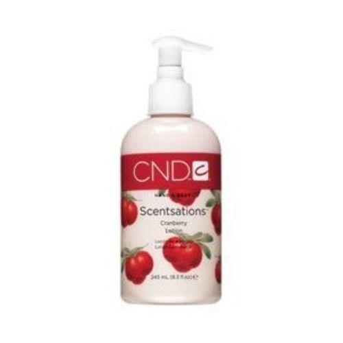 CND Nail CND Hand & Body Scentsations Lotion - CRANBERRY 8.3floz