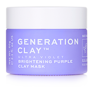 GENERATION CLAY™ Ultra Violet Brightening Purple Clay Mask