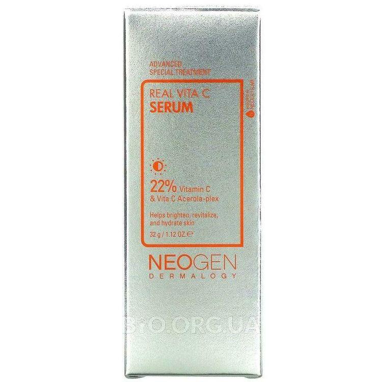 Neogen Dermalogy Real Vita C Serum- Brand