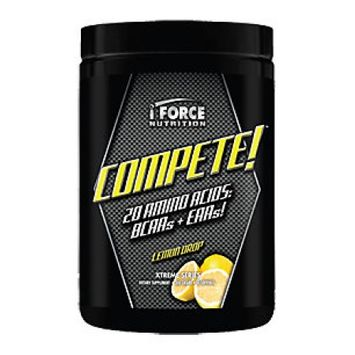 Iforce Nutrition Compete - Lemon Drop (50 Servings)