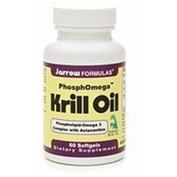 Jarrow Formulas - PhosphOmega Krill Oil - 60 Softgels
